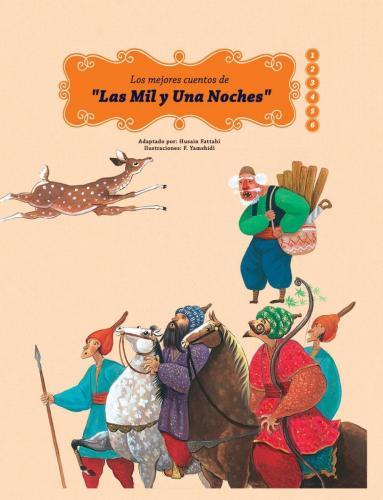 """Los Mejores Cuentos de """"Las Mil y Una Noches"""""""